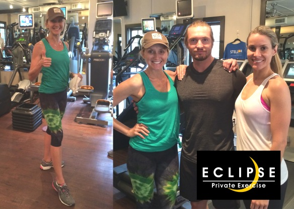 eclipse one on one, personal trainers atlanta