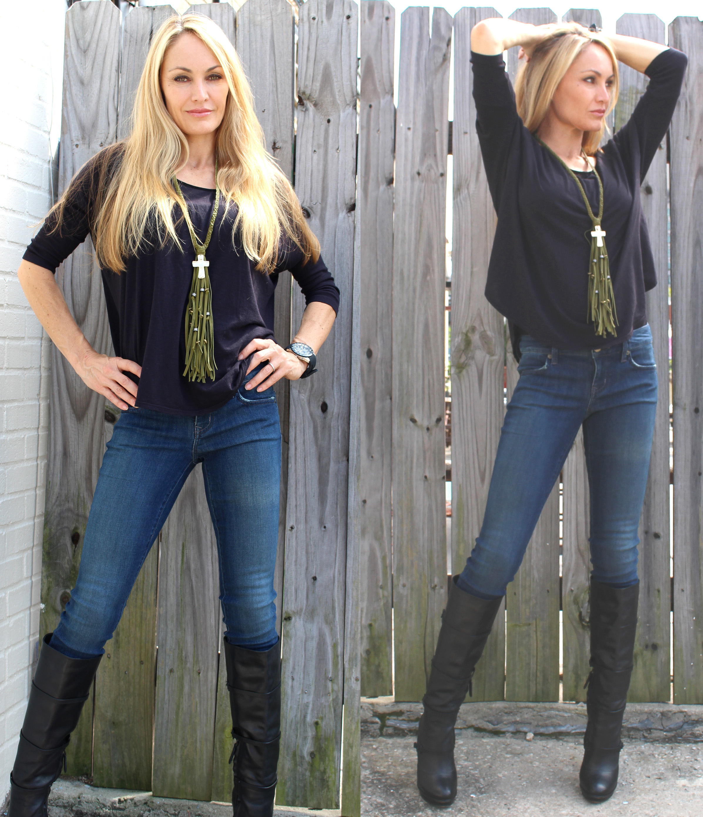 how to keep skinny jeans tight