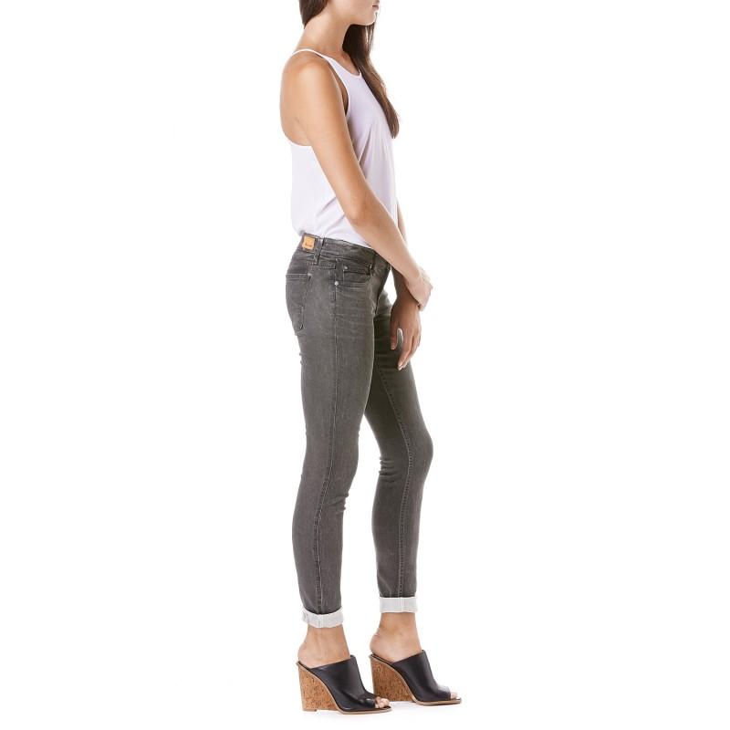 level 99, liza skinny, grey jeans