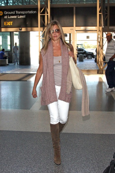 Jennifer Aniston, Fashion at every age, Fashion in your 40's