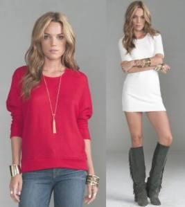 mickey & jenny, red tops, shop atlanta, style ranger